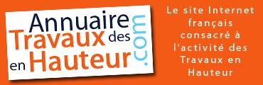 annuairedestravauxenhauteur.com - Le site Internet français consacré à l'activité des Travaux en Hauteur.